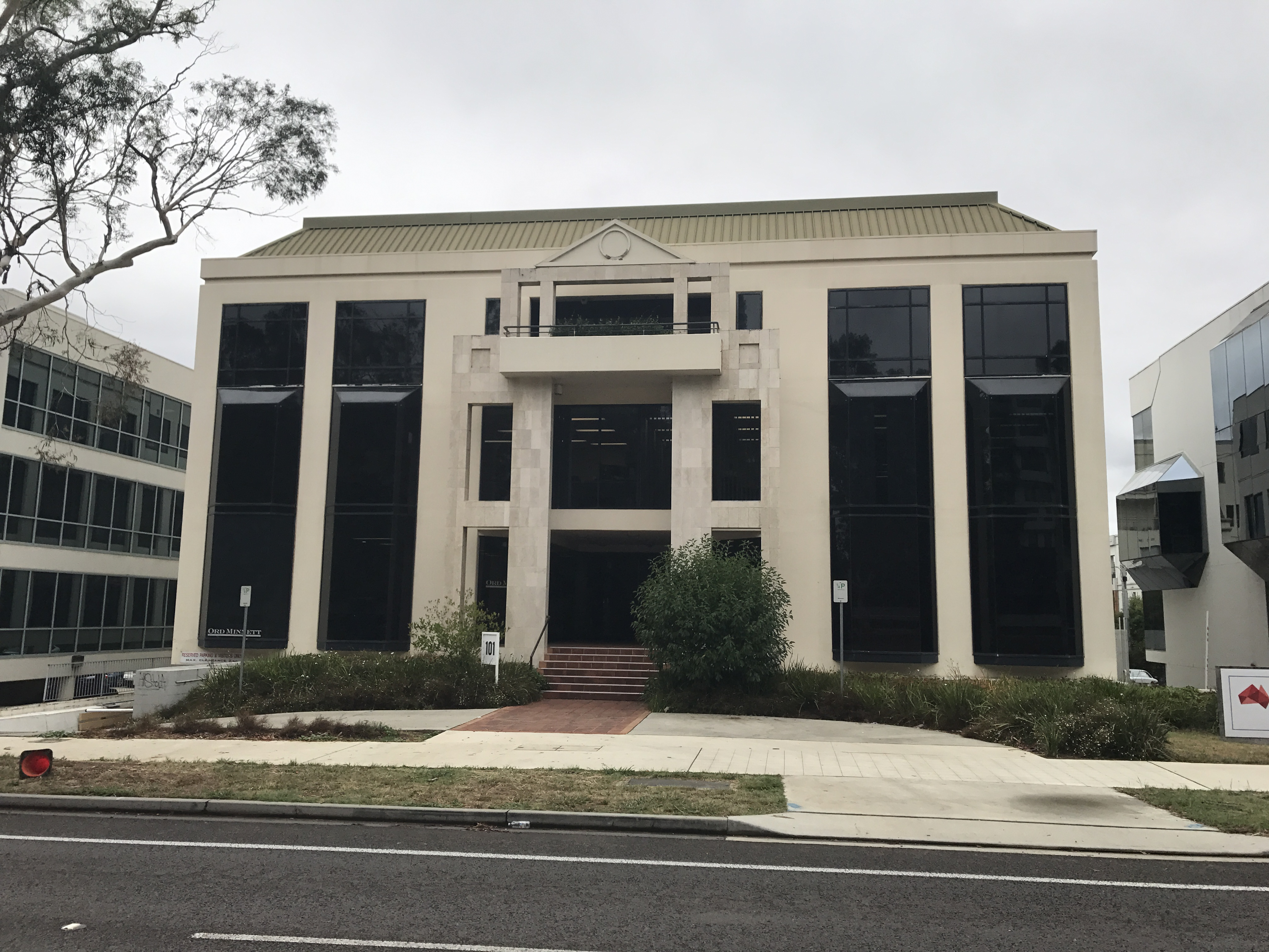 The Canberra regional office has moved
