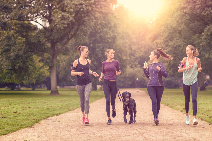 Health Check: in terms of exercise, is walking enough?