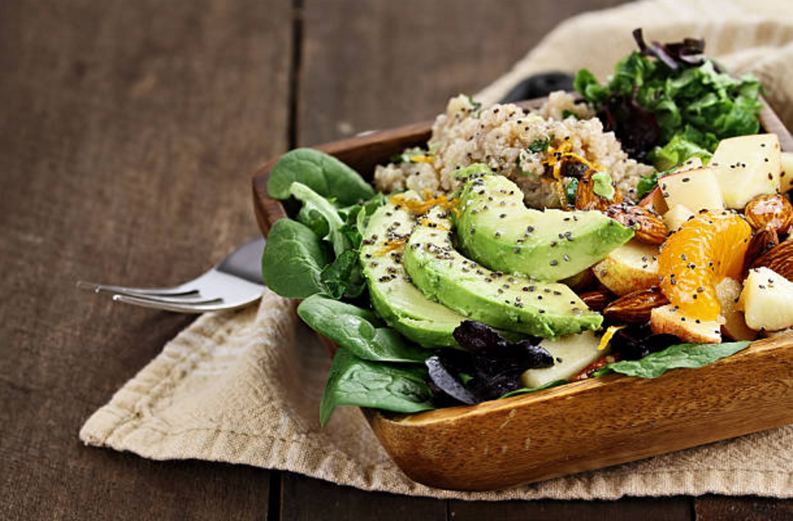 Looking at the best balance of macronutrients for people with type 2 diabetes