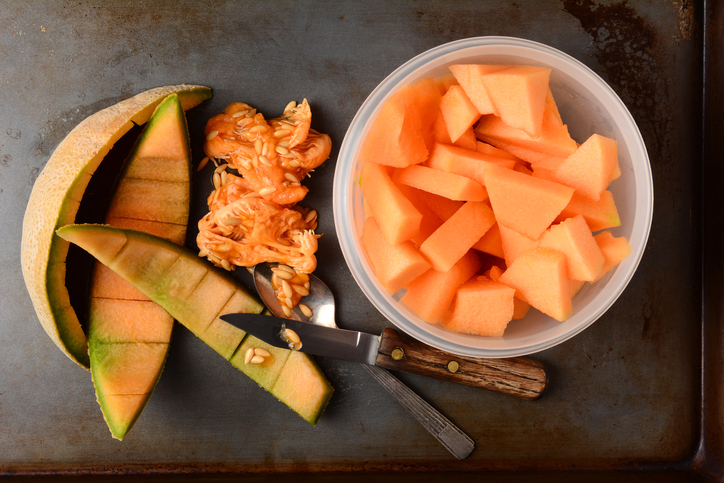 Trade recall of rockmelons linked to Listeria