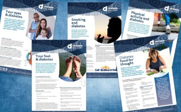 diabetes factsheets for Indigenous Australians