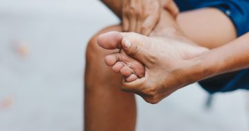Start your diabetes foot care routine