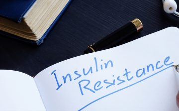Insulin resistance and type 1 and type 2 diabetes