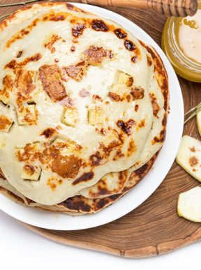Apple Pancakes a tasty treat for people with diabetes